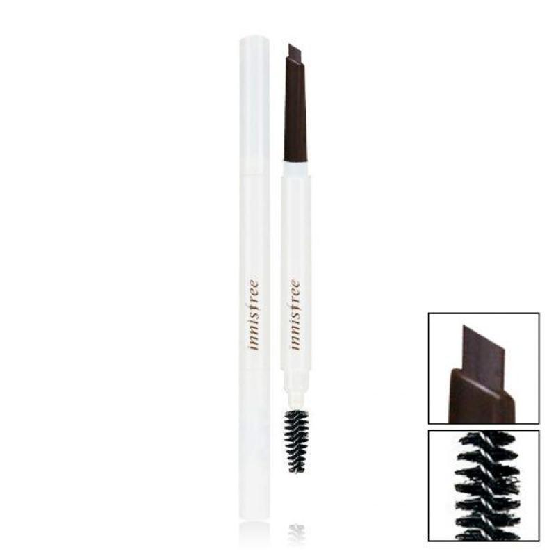 Chì Kẻ Mày Ngang Thế Hệ Mới Innisfree Auto Eyebrow Pencil 0.3g