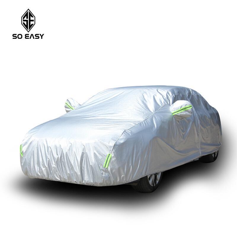 Bạt phủ xe hơi , Bạt phu xe hoi, Bạt xe hơi , áo , bạt trùm xe hơi, xe ôtô 4 chỗ đến 7 chỗ,TOYOTA VIOS,INNOVA,Fortuner,Altis,Camry,Ford,KIA,Mazda, lớp bạc phản quang chống nóng, nước, xước sơn, vải dù Polyester Oxford Fabric cao cấp không dễ rách_ BPXS