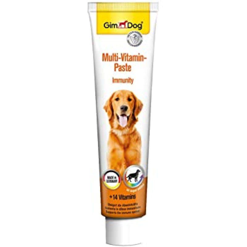 GimDogGimDog Multi-Vitamin Paste- Gel dinh dưỡng cung cấp Vitamin, hỗ trợ miễn dịch cho chó 50g