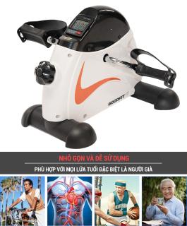[SALE 50%]Xe đạp tập thể dục tại nhà GoodFit GF001PA.Mẫu Mới 2021 Thiết Kế Nhỏ Gọn,Tinh Tế,Chiếm Diện Tích Nhỏ,Thích Hợp Cho GĐ, Phòng Gym.Dễ sử dụng phù hợp với mọi lứa tuổi đặc biệt là người cao tuổi.giảm cân,mỡ bụng.. thumbnail