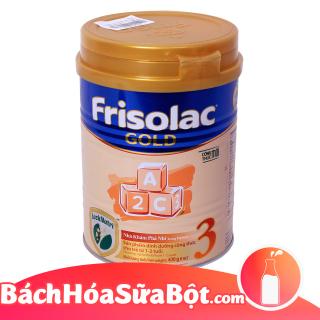 Sữa bột Frisolac Gold 3 400g (Dành cho trẻ 1 - 2 tuổi) thumbnail