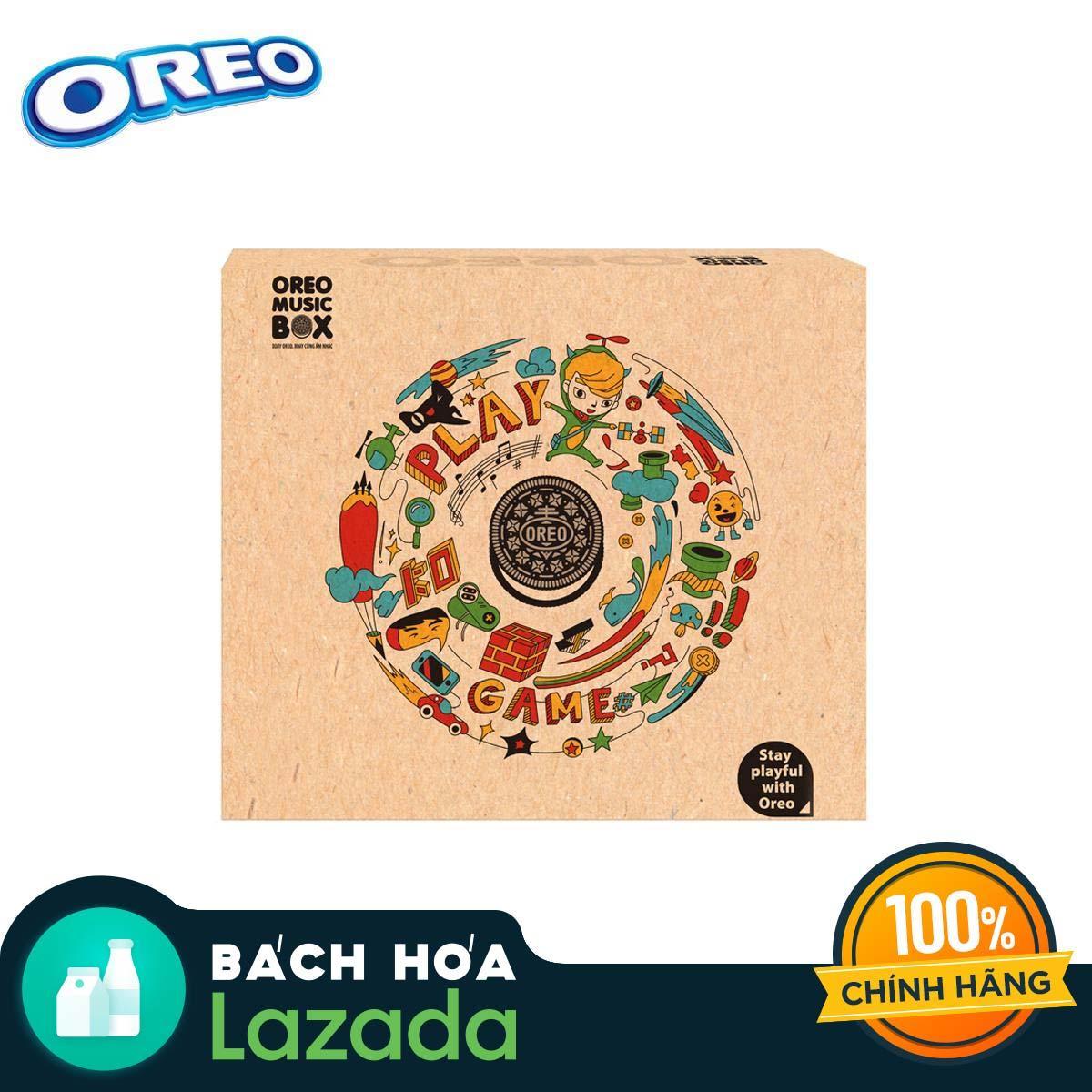 Oreo Music Box - Hộp Nhạc Oreo cực độc đáo
