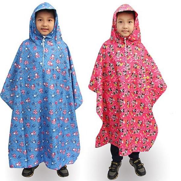 Giá bán Áo mưa bít trẻ em, hàng loại 1