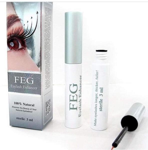 Dưỡng mi FEG Eyelash Enhancer màu xanh