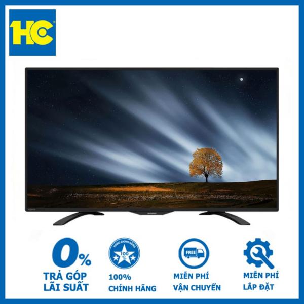 Bảng giá SmartTV Sharp LC-45LE380X-Tivi LED Full HD (1,920 x 1,080)- Tính năng Easy Smart, 7 tính năng bảo vệ-Đầu KTS DVB-T2