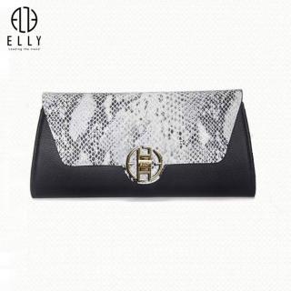 Túi clutch nữ cao cấp da thật ELLY EC39 thumbnail