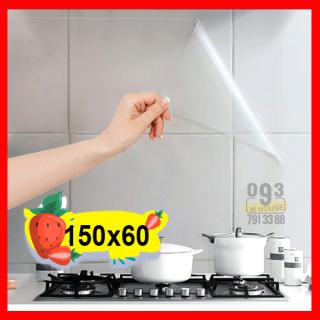 Giấy dán tường Decal dán tường phòng bếp nội thất, Decal 150x60cm thumbnail