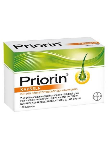 Viên nan dưỡng tóc Priorin (120v) giá rẻ