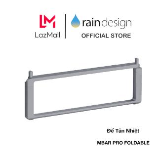 GIÁ ĐỠ TẢN NHIỆT RAIN DESIGN (USA) MBAR PRO FOLDABLE LAPTOP GRAY - RD-10083 HÀNG CHÍNH HÃNG thumbnail