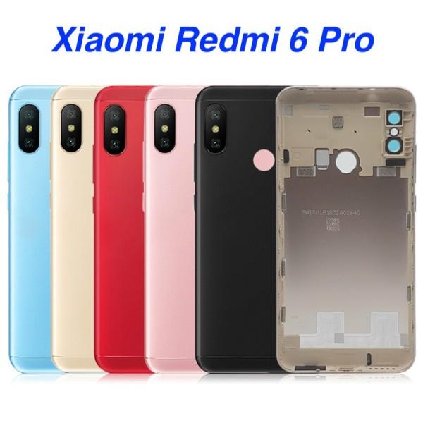 Chính Hãng Nắp Lưng Xiaomi Redmi 6 Pro Chính Hãng Giá Rẻ
