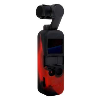 [HCM]Silicon Cho Osmo Pocket - Màu Đen Đỏ thumbnail