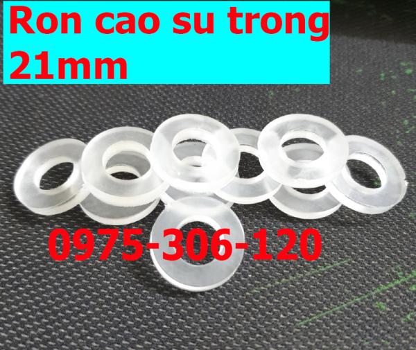 Bảng giá Bộ 10 ron nhựa trắng 21mm dùng cho dây sen tắm và dây xịt vệ sinh, dây cấp