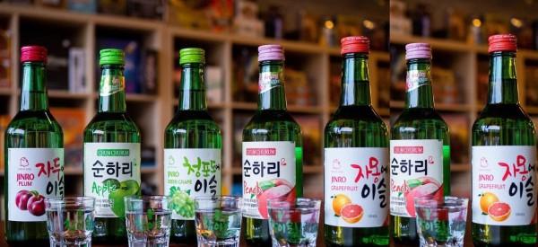 Nước-gạo-lên-hoa quả -750ml-hàn-quốc-chọn ngẫu nhiên, sản phẩm được nhập trực tiếp từ Hàn, thành phần tự nhiên, đảm bảo chất lượng và an toàn cho người sử dụng