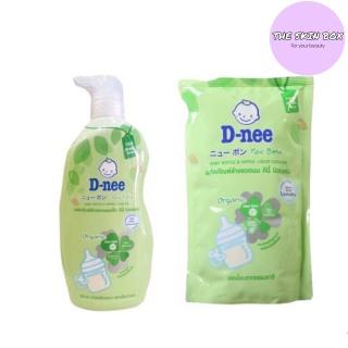 Nước Rửa Bình Sữa Cho Bé Dnee Kids Túi 600ml + Chai 620ml thumbnail