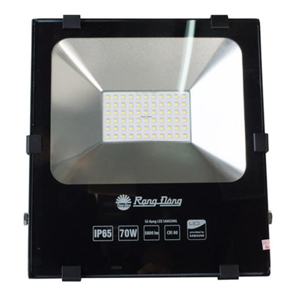 Đèn Chiếu Pha LED Chính hãng Rạng Đông Siêu tiết kiệm điện Tuổi thọ cao Chất lượng ánh sáng tốt Chống xung sét D CP06L 70W