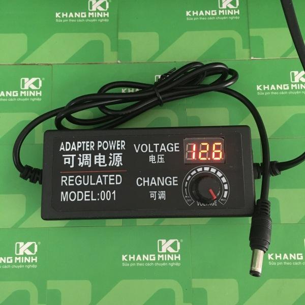 [HCM]Nguồn chỉnh điện áp DC 3V - 12V - 24V dòng 2A 3A 5A có màn hình LED