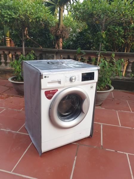 Vỏ bọc máy giặt Electrolux ( chất liệu giả da cao cấp )