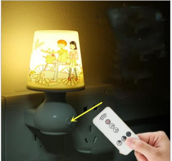 Bảng giá Đen ngủ Âm Trần LED  Đèn Ngủ 9 Cấp Độ Có Điều Khiển Từ Xa,  Đèn Bàn Cho Văn Phòng Nghiên Cứu Phòng Ngủ (Hình ngẫu nhiên)