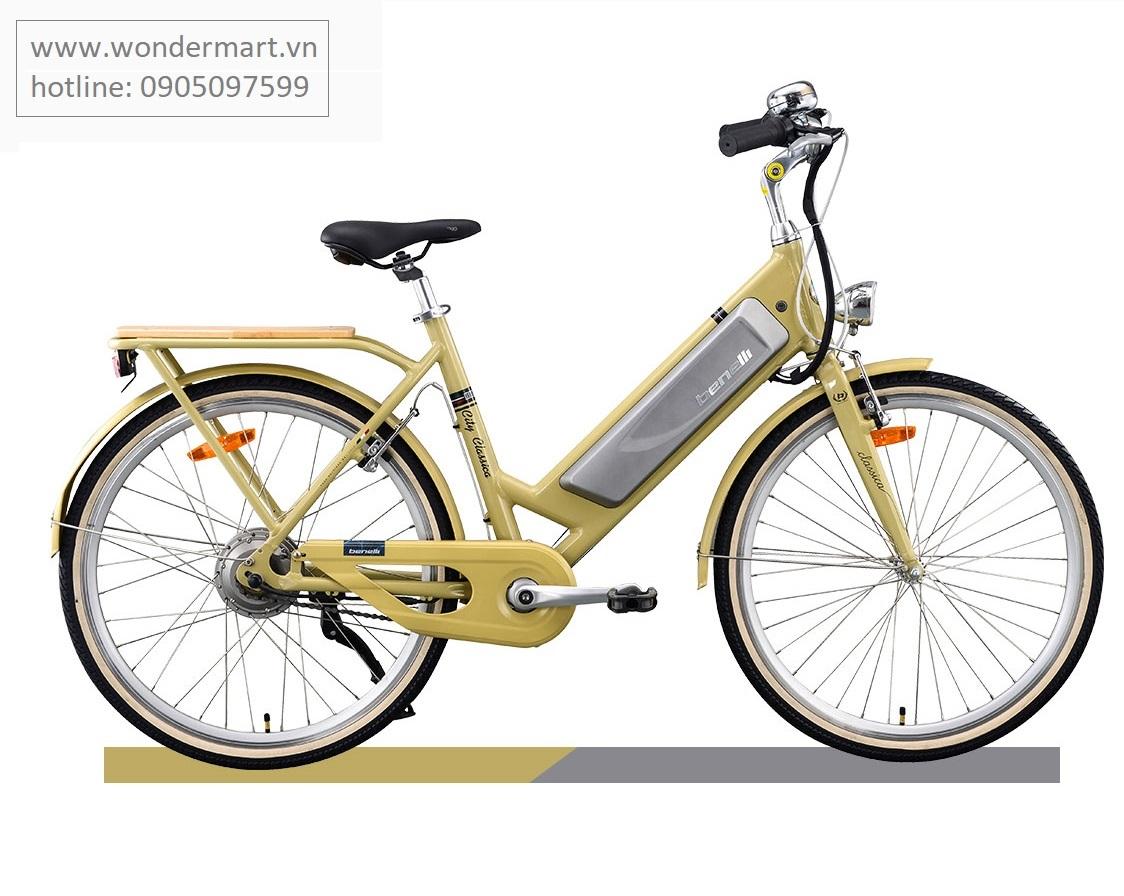 Mua Xe đạp điện E-Bike Benelli Classica công nghệ Lithium
