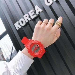 Đồng hồ nữ, đồng hồ dây cao su nữ, đồng hồ thể thao nữ Shhors dây cao su đo siêu bền, năng động,chống xước nhẹ, chịu nước sinh hoạt, full box (tặng kèm pin) - halystore thumbnail