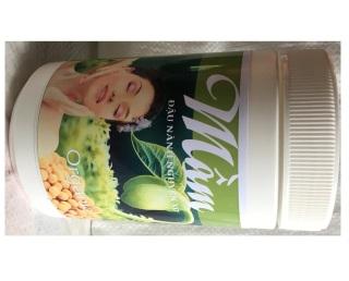 200g Bột Mầm Đậu Nành - Bạch Tuyết Uống Tăng Kích cỡ Ngực Phụ Nữ thumbnail