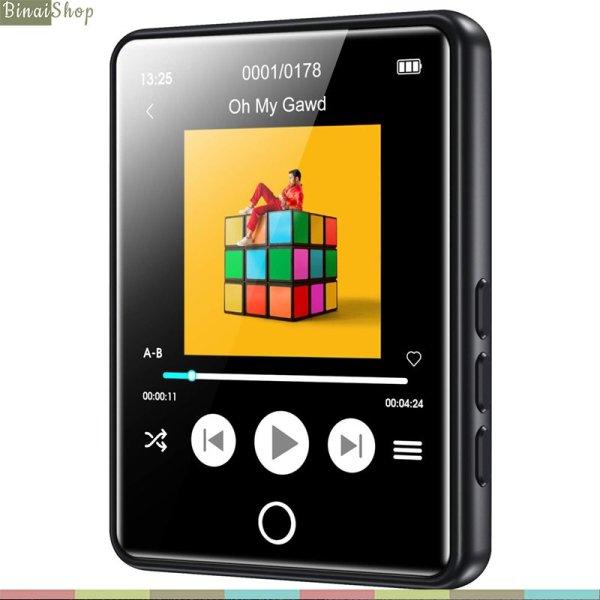 Ruizu M17 - Máy Nghe Nhạc Full Cảm Ứng, Âm Thanh HiFi, Bluetooth 5.0 (16GB)