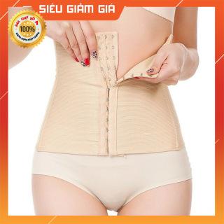 Gen nịt bụng định hình cao cấp chống cuộn, giúp eo thon, giảm mỡ bụng sau sinh thumbnail