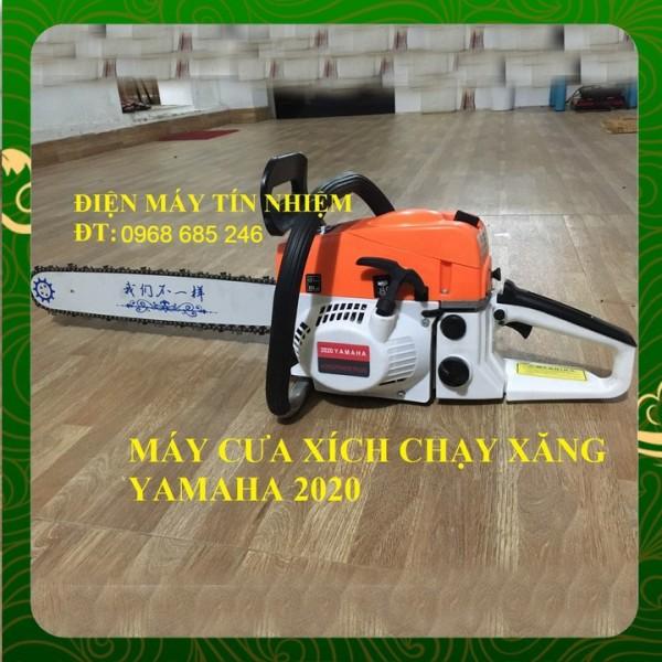 máy cưa cây cưa gỗ chạy xăng YAMAHA 2020