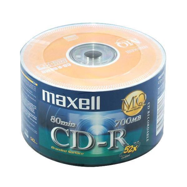 Bảng giá Combo 50 đĩa trắng CD/DVD,đĩa trắng DVD/CD - DVD maxeco Phong Vũ