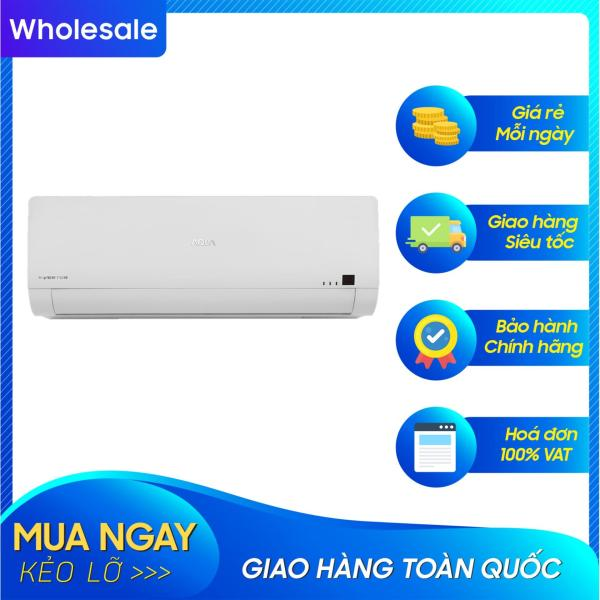 Bảng giá Máy Lạnh Inverter Aqua AQA-KCRV9WGSB (1.0HP)