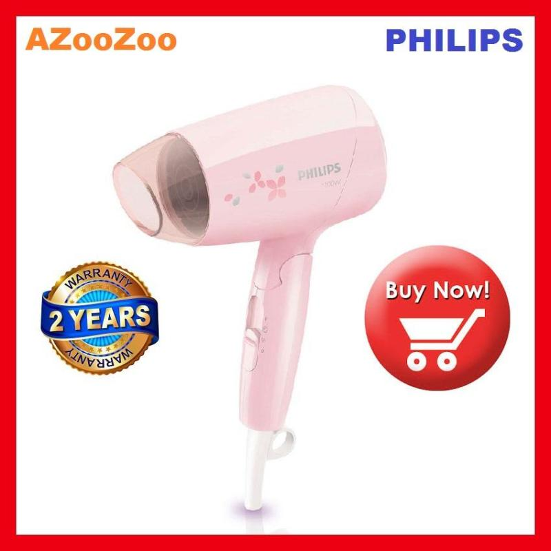 [Nhập ELMAY21 giảm 10% tối đa 200k đơn từ 99k]Máy sấy tóc Philips BHC010/00 1200 W Chế độ sấy mát để sấy tóc thật nhẹ nhàng dễ dàng chăm sóc tóc của bạn