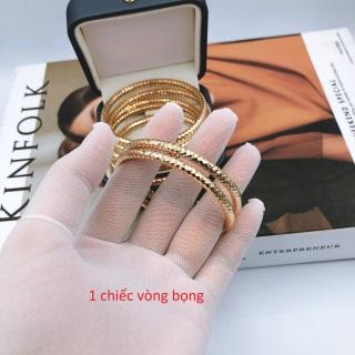[Sale sốc - Miễn Phí Ship+ giảm thêm 10K] 1 chiếc vòng tay nữ mạ vàng 18K JK Silver kiểu dáng tinh xảo cao cấp giá rẻU.vong273 thumbnail