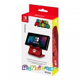 Đế đứng cho Nintendo Switch thế hệ mới ( màu đỏ Mario ) thumbnail