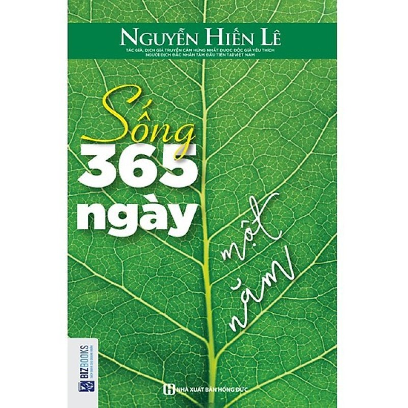 Sách - Sống 365 Ngày 1 Năm - BizBooks