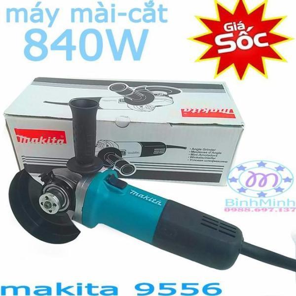 Máy mài góc Makita 9553NB 710W - Công tắc trượt - 9553NB