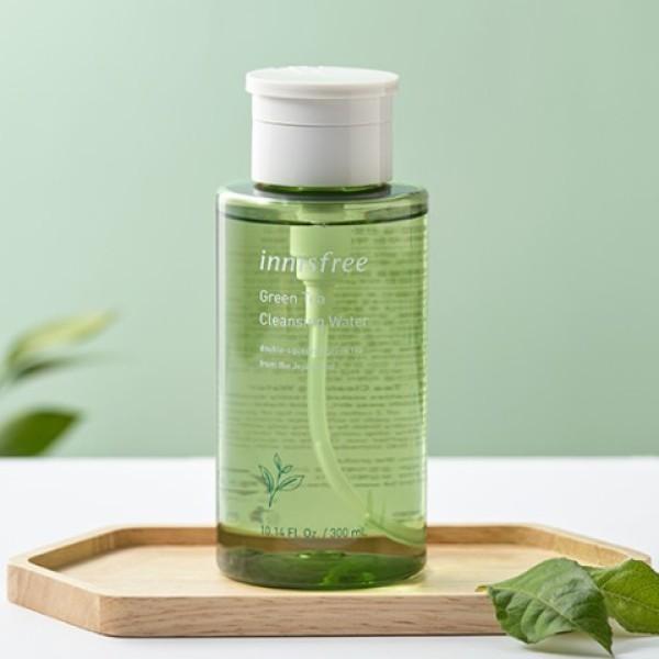 [SALE] Nước tẩy trang innisfree Green Tea Cleansing Water 300ml giá rẻ