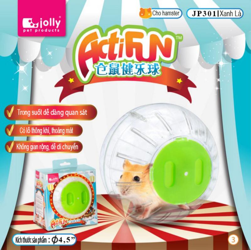 Bóng Chạy Size Nhỏ Cho Hamster