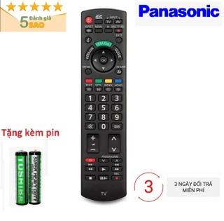 Điều Khiển TiVi Panasonic RM-D920 .Sản phẩm được tặng pin AA và bảo hành 6 tháng thumbnail