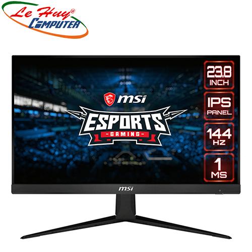Màn hình máy tính MSI Optix G241 23.8inch IPS FHD 144Hz