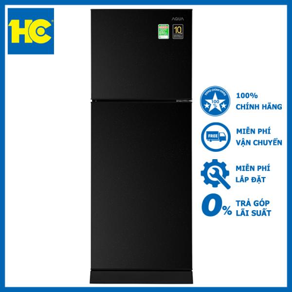 Bảng giá Tủ lạnh Aqua Inverter 186L AQR-T219FA PB Đen - Miễn phí vận chuyển & lắp đặt - Bảo hành chính hãng Điện máy Pico
