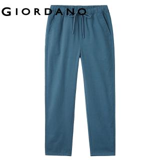 Quần nữ lưng thun thiết kế đơn giản chất mềm mịn thoáng khí Giordano 05421319 thumbnail