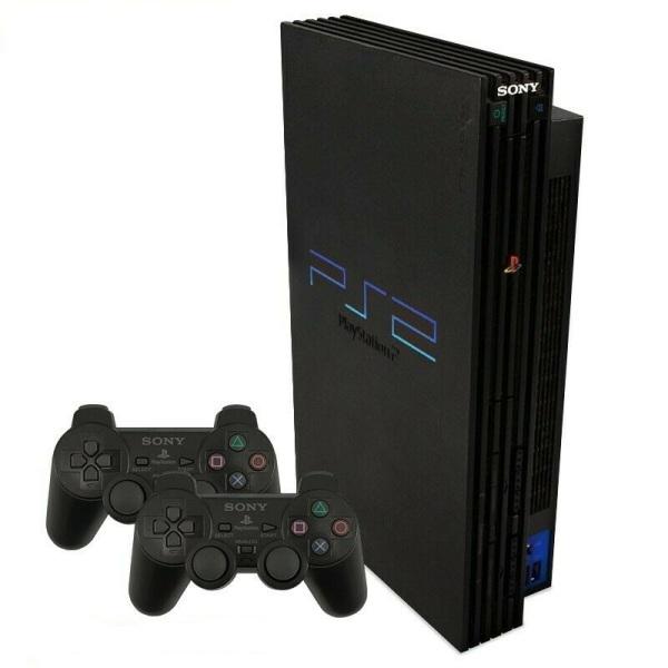 Máy PS2 Nội địa Nhật  + 10 đĩa game hot ̣̣(có Pes 2021)