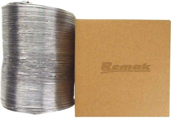 Ống hút gió D 250mm Ống gió chính hãng Remak Đơn giá 8m