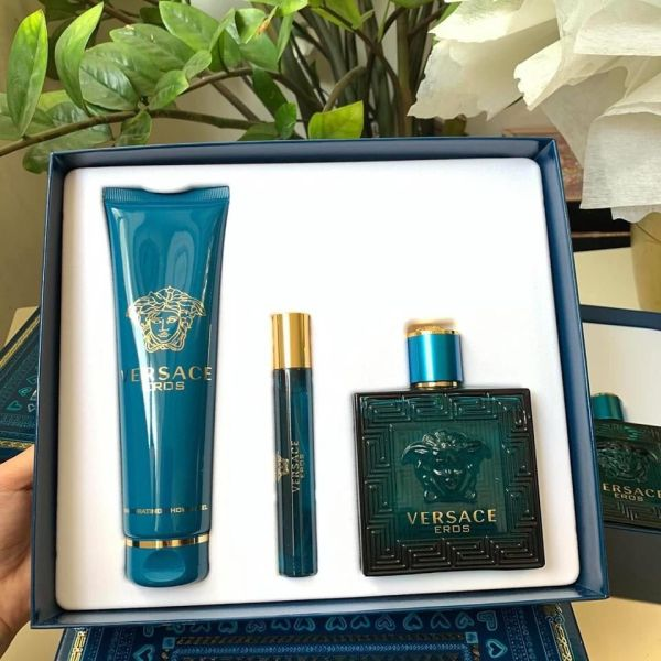 Set nước hoa Versace Eros CHÍNH HÃNG