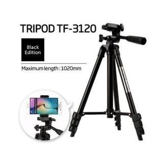 Gậy Chụp Hình Tripod 3120 Mẫu Mới nhất 2020 - Gậy 3 Chân thumbnail