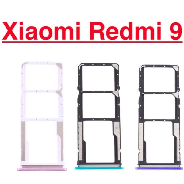 Chính Hãng Khay Sim Thẻ Nhớ Xiaomi Redmi 9 Chính Hãng Giá Rẻ