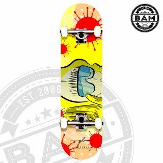 Ván Trượt Thể Thao Nguyên Bộ( PL Skate Board ) CHÍNH HÃNG CỦA SHOP Tự Thiết Kế thumbnail