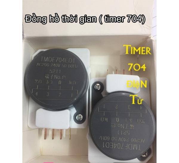 Timer Tủ Lạnh 1.3 Điện tử , Đồng hồ thời gian Tủ Lạnh 704 Điện tử
