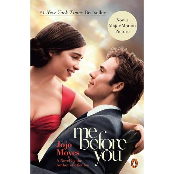 Sách Ngoại văn: Me Before You - Trước ngày em đến