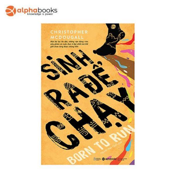 Sách Alphabooks - Sinh Ra Để Chạy